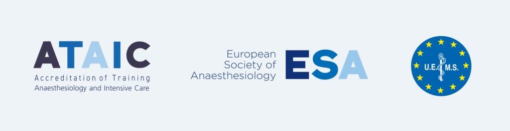 ATAIC ESA UEMS logo